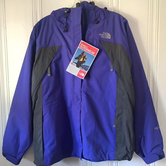 NWT North Face Hy Vent guide jacket